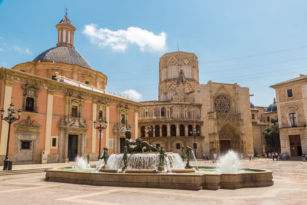 Centro Historico Valencia