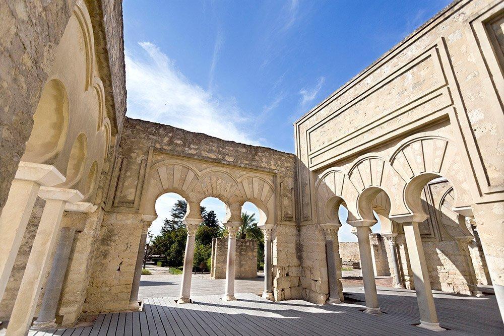 Visita guiada por Medina Azahara