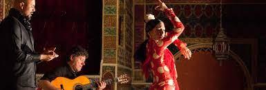 Espectáculo flamenco en Torres Bermejas
